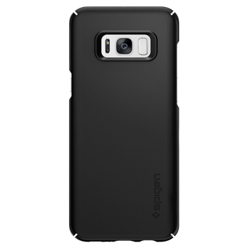 Spigen Thin Fit Samsung Galaxy S8 Plus Case - Black