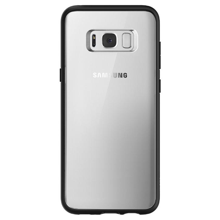 bought refurbs spigen ultra hybrid samsung galaxy s8 plus bumper case matte black have