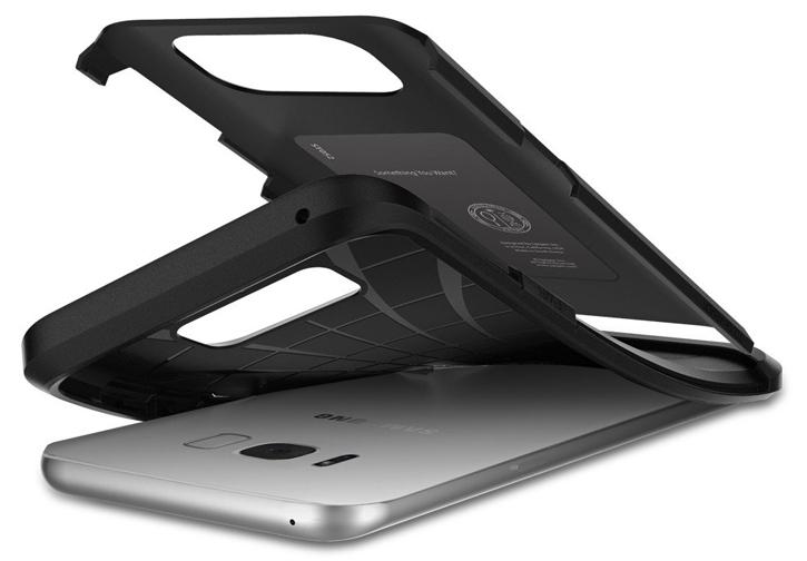 Spigen Tough Armor Samsung Galaxy S8 Plus Case - Black
