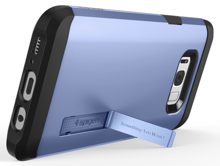 Spigen Tough Armor Samsung Galaxy S8 Plus Case - Blue