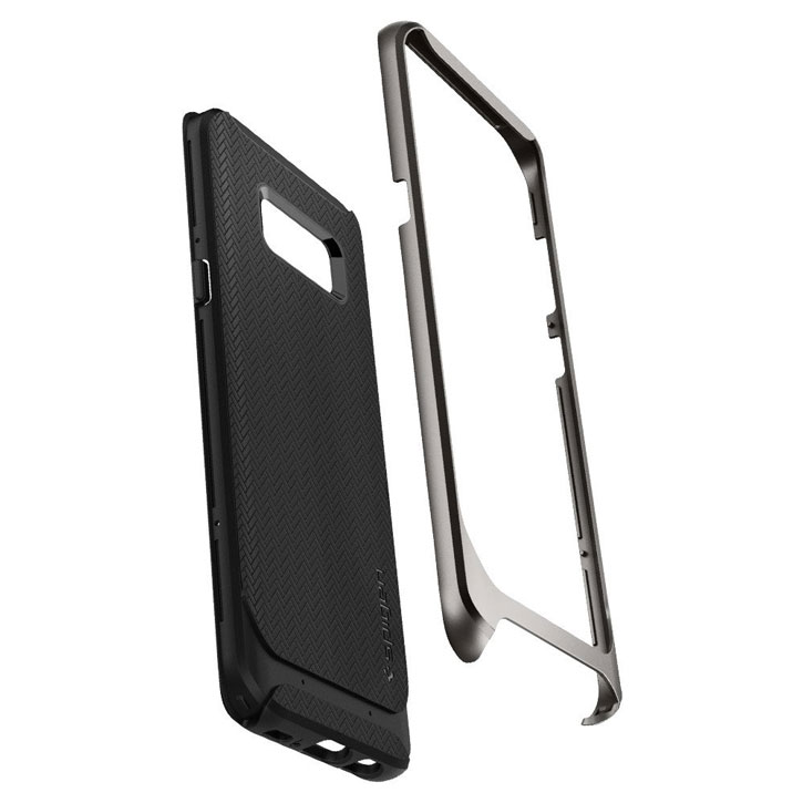 premium selection 89a6a 4f364 Spigen Neo Hybrid Samsung Galaxy S8 Plus Case - Gunmetal