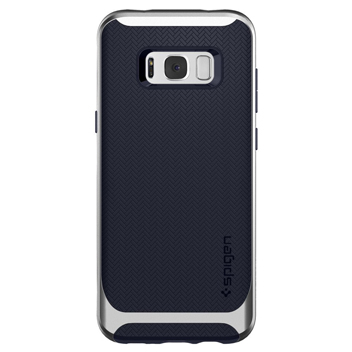 Spigen Neo Hybrid Samsung Galaxy S8 Plus Case - Silver Artic