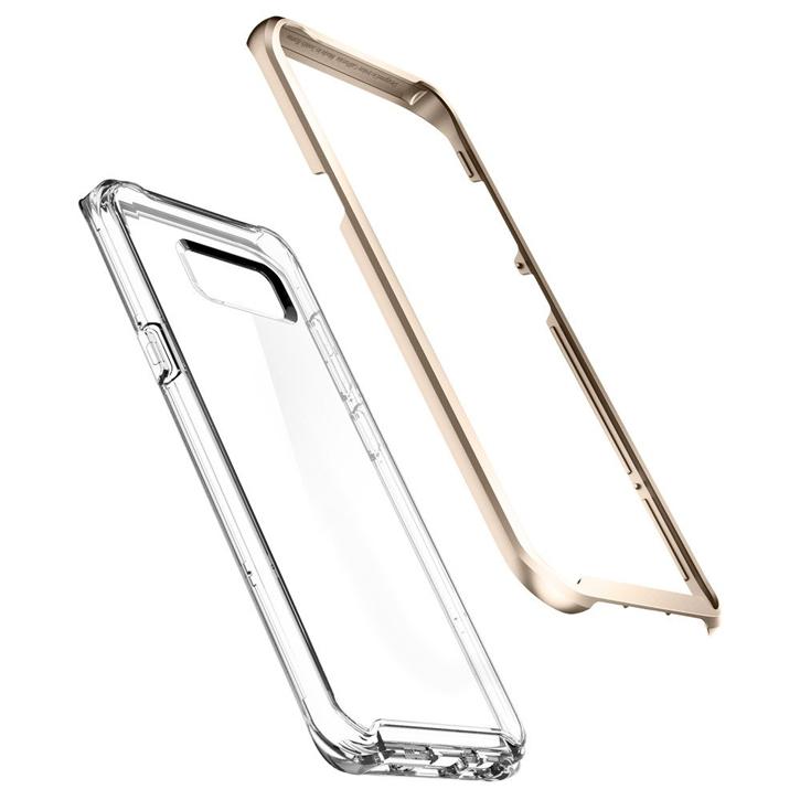 Spigen Neo Hybrid Crystal Samsung Galaxy S8 Plus Case - Champagne Gold
