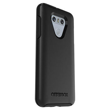 OtterBox Symmetry LG G6 Case - Black