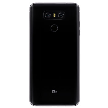 SIM Free LG G6 Unlocked - 32GB - Black