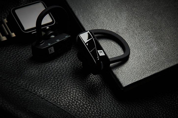 Erato Muse 5 Bluetooth aptX True Wireless Earphones - Black