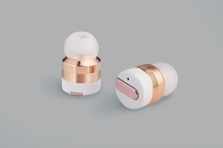 Elyxr Air Bluetooth True Wireless Earphones - Gunmetal