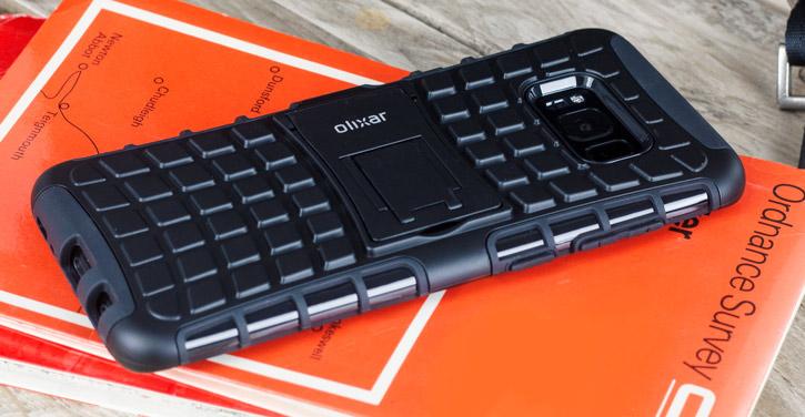 order install olixar armourdillo samsung galaxy s8 plus protective case black can