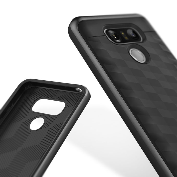 Caseology Parallax Series LG G6 Case - Black