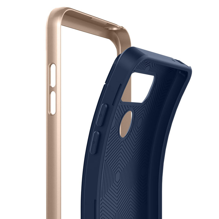 Caseology Parallax Series LG G6 Case - Navy