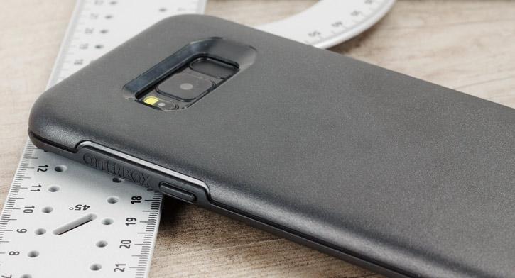 OtterBox Symmetry Samsung Galaxy S8 Plus Case - Black