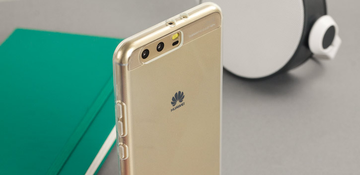 Krusell Bovik Huawei P10 Plus Shell Case - 100% Clear