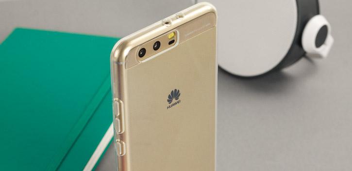 Krusell Bovik Huawei P10 Shell Case - 100% Clear