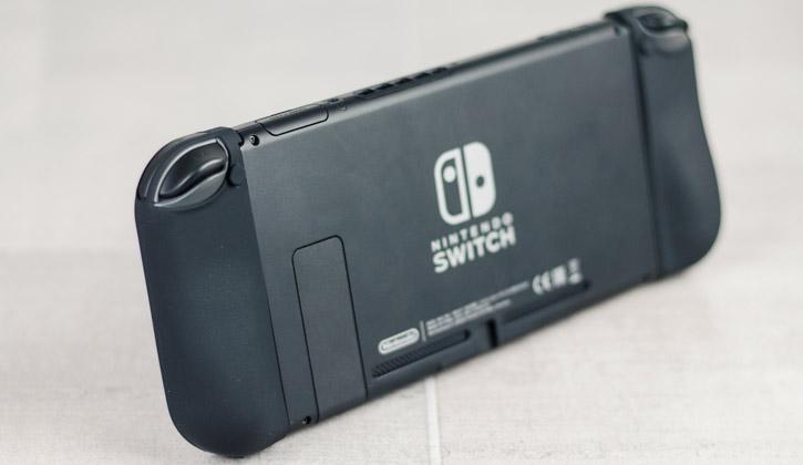 Nintendo Switch Joy-Con Controller Protective Silicone Skal - Svart