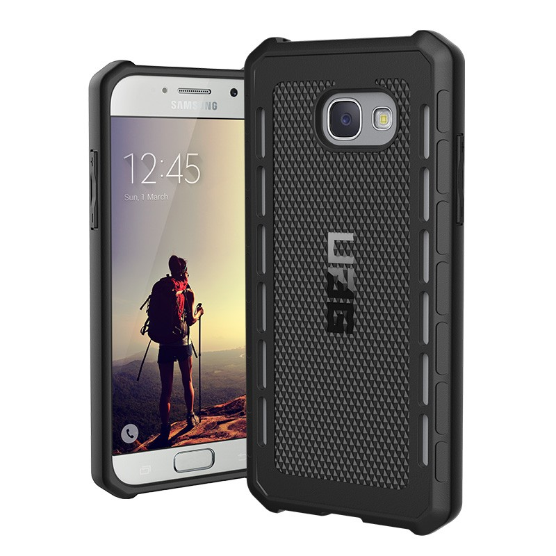 UAG Outback Samsung Galaxy A5 2017 Protective Case - Black