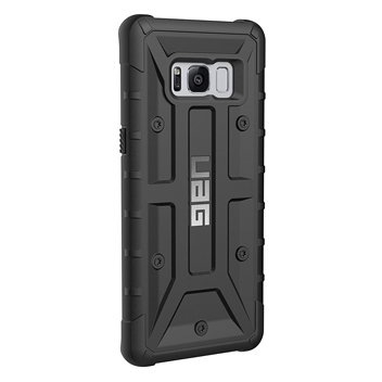 UAG Pathfinder Samsung Galaxy S8 Plus Rugged Case - Black