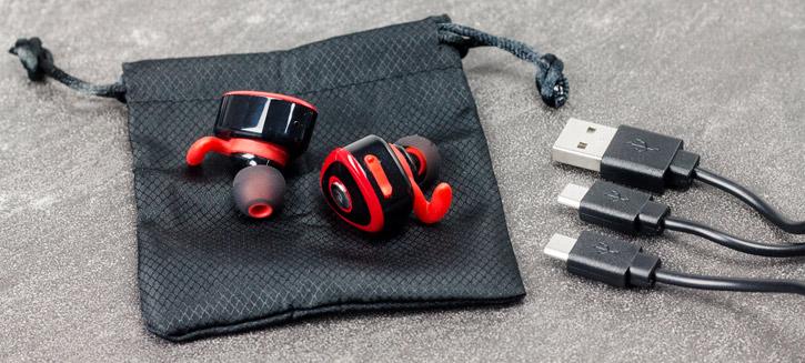Écouteurs Bluetooth KitSound Comet Buds