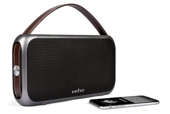 Veho M7 Mode Retro Bluetooth Portable Wireless Speaker