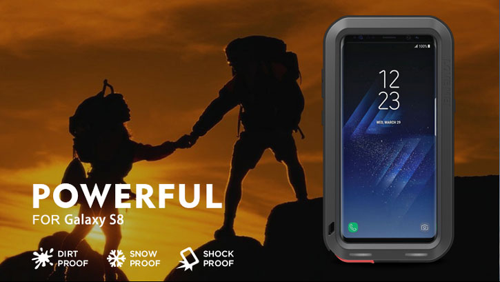 Coque Samsung Galaxy S8 Love Mei Powerful Protective