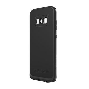 LifeProof Fre Samsung Galaxy S8 Plus Waterproof Case - Black