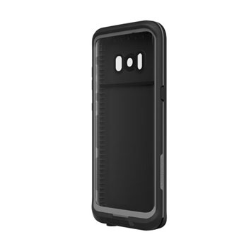 LifeProof Fre Samsung Galaxy S8 Plus Waterproof Case - Black
