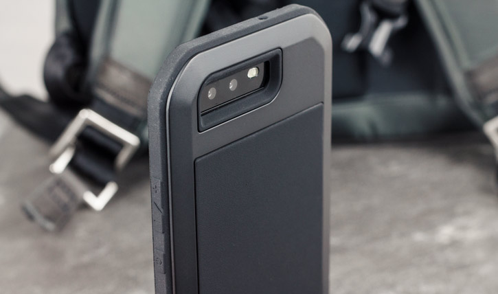 Love Mei Powerful Huawei P10 Protective Case - Black