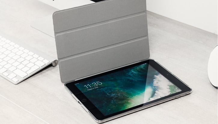 iPad 2017 Smart Stand Case - Black