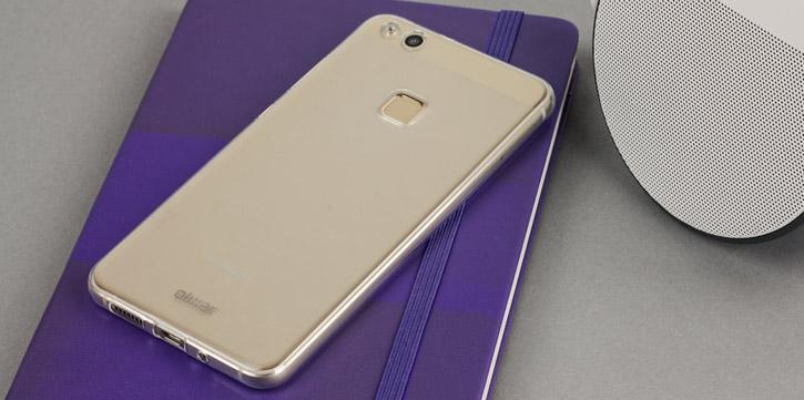 Olixar Ultra-Thin Huawei P10 Lite Gel Case - 100% Clear