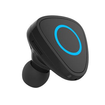 Celly BHDUO 2-in-1 Talk & Charge Bluetooth Headset & 2.1A Car Charger
