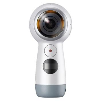 Official Samsung Gear 360 2017 4K VR Camera