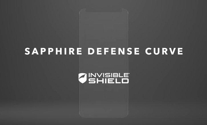 InvisibleShield Samsung Galaxy S8 Sapphire Screen Protector