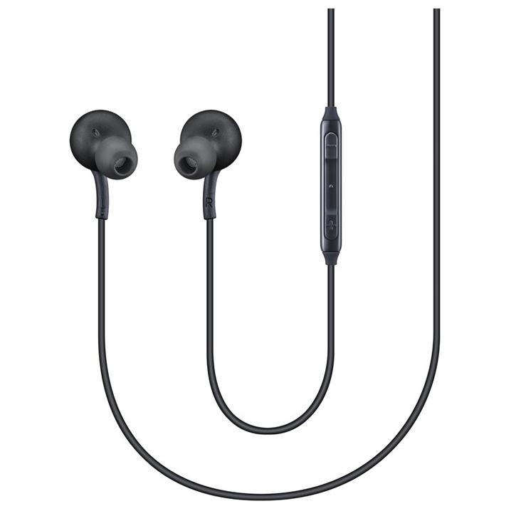 Écouteurs Officiels Samsung par AKG avec télécommande – Sans boite