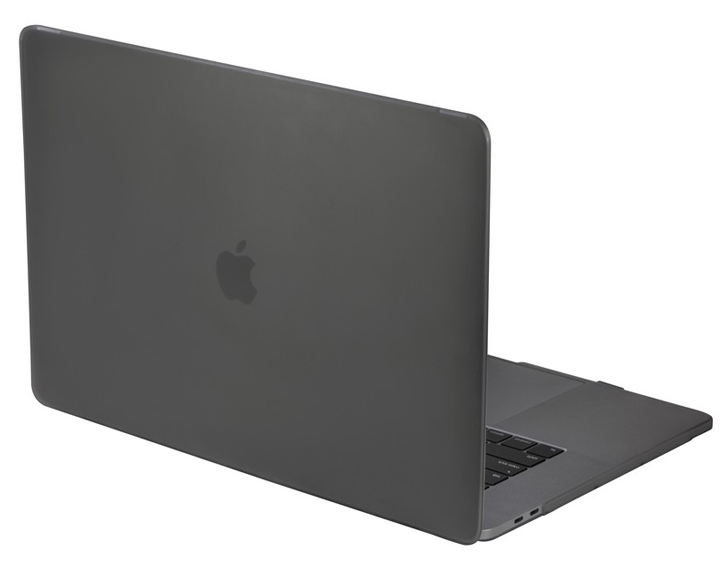 SwitchEasy Nude MacBook Pro 13 USB-C no Touch Bar Case - Smoke Black
