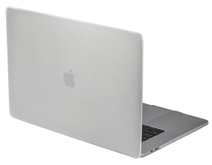 SwitchEasy Nude MacBook Pro 13 USB-C no Touch Bar Case - Smoke Black