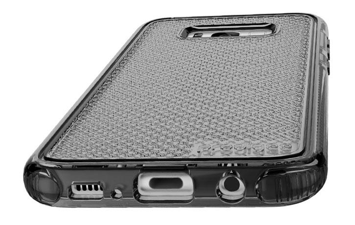 Prodigee Safetee Samsung Galaxy S8 Case - Smoke Black