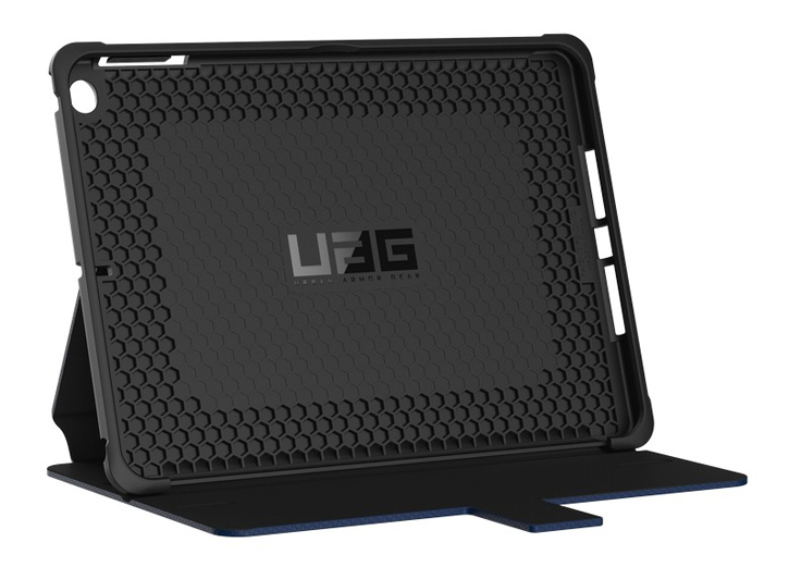 UAG Metropolis Rugged Apple iPad 2017 Wallet Case - Cobalt Blue