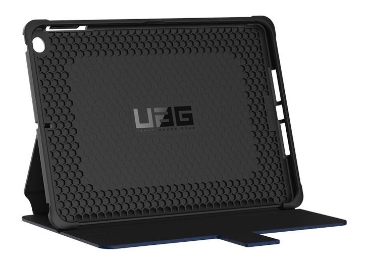 UAG Metropolis Rugged Apple iPad 2017 Wallet Case - Cobalt Blue