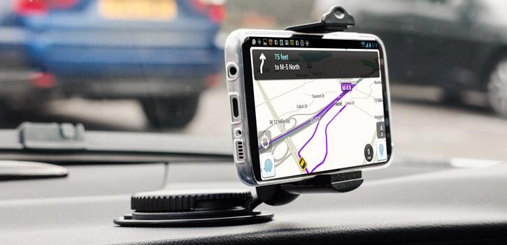 Olixar DriveTime Samsung Galaxy S8 Plus Bilhållare & laddare