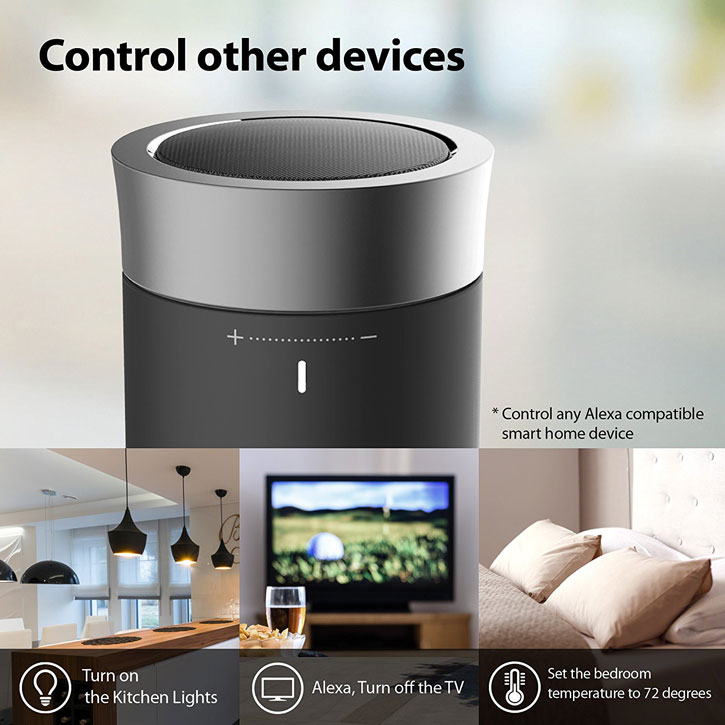 iLuv Aud Click Smart Connected Portable Speaker