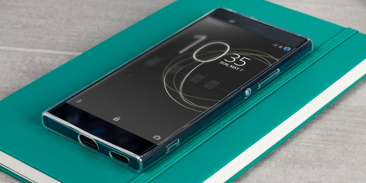 Roxfit Sony Xperia XA1 Pro Ultra Slim Soft Shell Case - Clear
