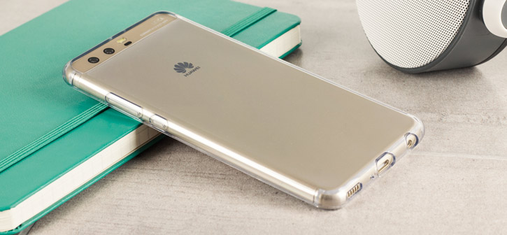 Official Huawei P9 Transparent Cover - Clear