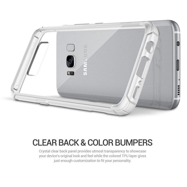 Obliq Naked Shield Series Samsung Galaxy S7 Case - Clear