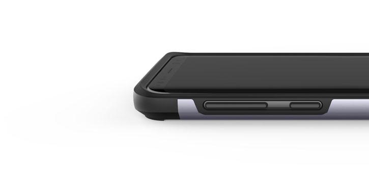 Caseology Legion Series Samsung Galaxy S8 Tough Case - Black