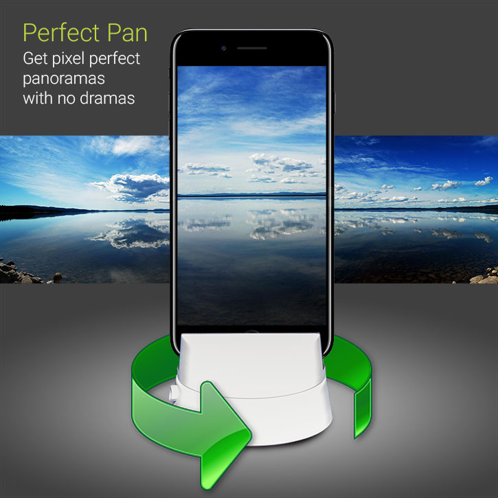 Panorama Twister Smartphone & Tablet Photo & Video Stand