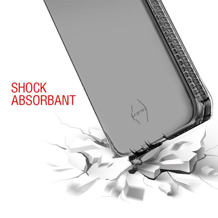 ITSKINS Spectrum Samsung Galaxy J5 Prime Gel Case - Clear