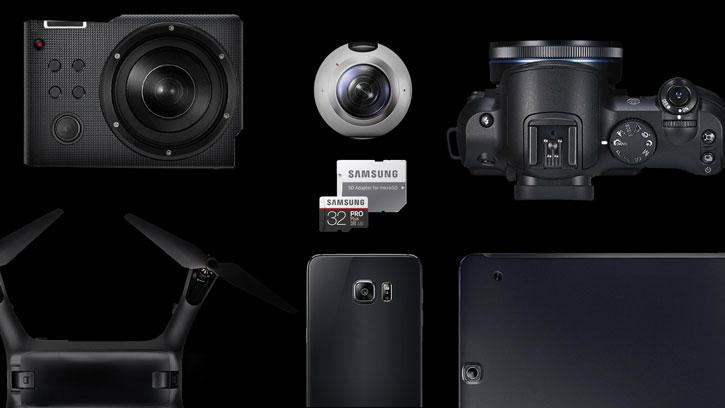 Samsung 32GB MicroSDHC PRO Plus Memory Card w/ SD Adapter - Class 10