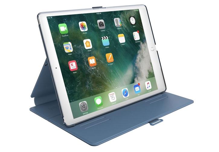 Speck StyleFolio iPad 2017 Case - Marine Blue / Twilight Blue
