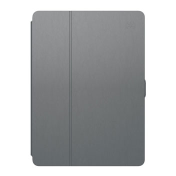 Speck StyleFolio Apple iPad 2017 Case - Stormy Grey / Charcoal Grey