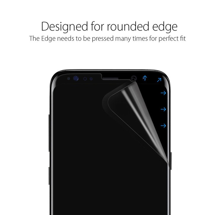 Spigen Samsung Galaxy S8 Neo Flex Screen Protector