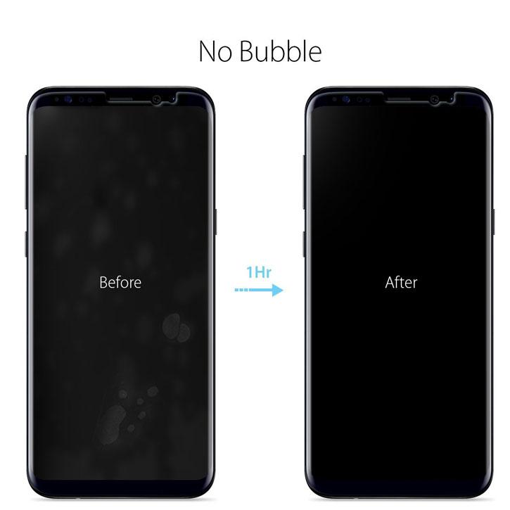 super popular e6118 9c9d9 Spigen Samsung Galaxy S8 Neo Flex Screen Protector